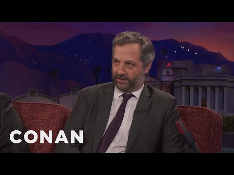Judd Apatow Was Ahead Of The Curve On Stormy Daniels  - CONAN on TBS