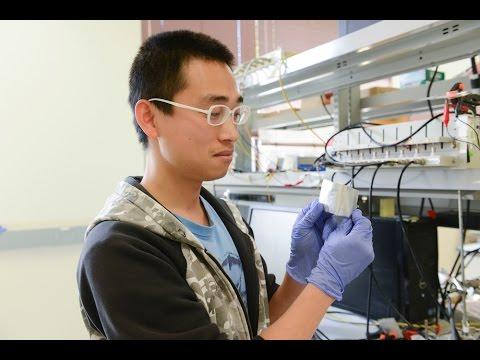 Прорыв в изготовлении аккумуляторов на основе алюминия