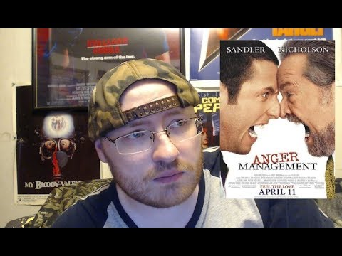 Anger Management (2003) Movie Review