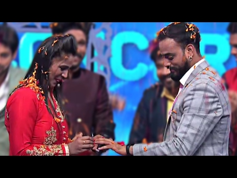 Video Indian Idol 9 | Episode 16 | Mohit gets engaged on the show | 12 Feb 2017 download in MP3, 3GP, MP4, WEBM, AVI, FLV January 2017