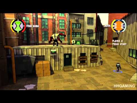 ben 10 omniverse playstation 3 oyunu