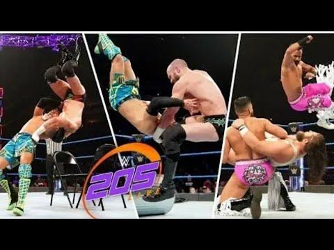 WWE 205 Live 7th May 2019 Highlights HD - WWE 205 Live 07-05-19 Highlights
