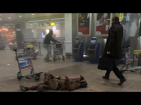 Βρυξέλλες: Οι πολίτες σε κατάσταση σοκ, η πόλη σε κατάσταση ύψιστου συναγερμού