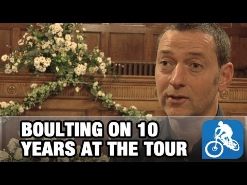 Ten Years at the Tour