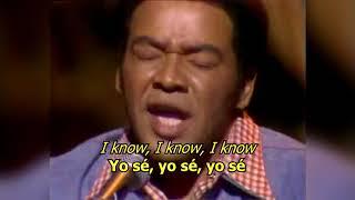 Ain't No Sunshine - Bill Withers (LYRICS/LETRA) [70s]
