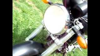 7. 2003 Ducati Monster 620 Dark