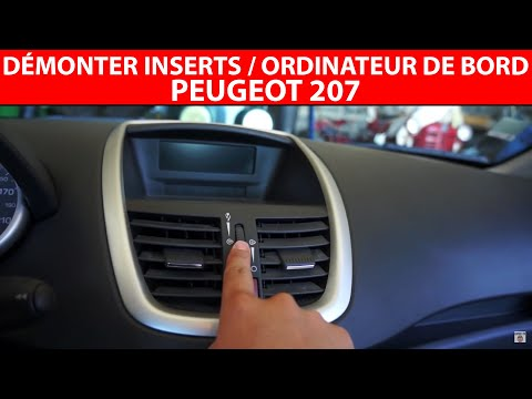 comment demonter optique 207