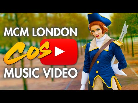 MCM London Comic Con October 2017 Cosplay Music Video