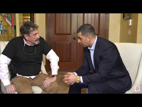 Why Bitcoin will hit $5 Million by 2020 (New prediction by John McAfee) (видео)