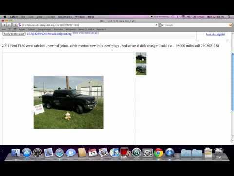 Craigslist Cambridge Ohio Cars And Trucks