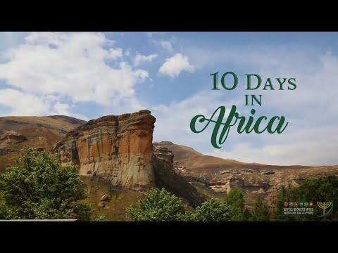 10 Days In Africa   Special Feature