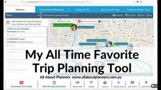 Nonton My All Time Favorite Trip Planning Tool  Using Visit A City For Trip Planning Film Subtitle Indonesia Streaming Movie Download