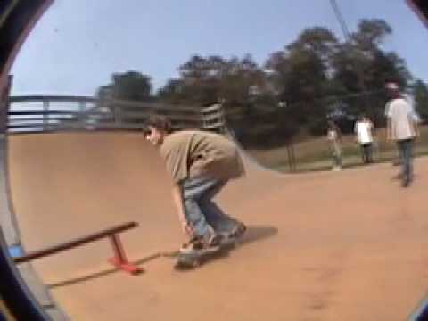 Columbia Skatepark Session