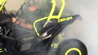 9. UTVUnderground 2014 Can-Am Maverick X ds Turbo #WWYD2AM Walk-Around