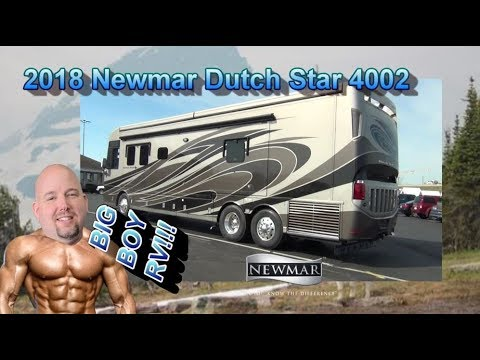 NEW 2018 Newmar Dutch Star 4002 | Mount Comfort RV