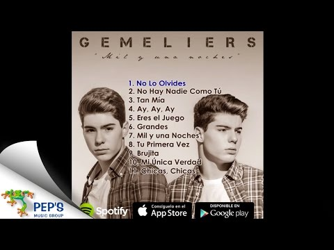 Video Gemeliers - Mil y una Noches (Album Sampler) download in MP3, 3GP, MP4, WEBM, AVI, FLV January 2017