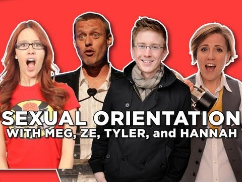 On Sexual Orientation%2C with Hannah%2C Ze%2C Tyler%2C and Meg