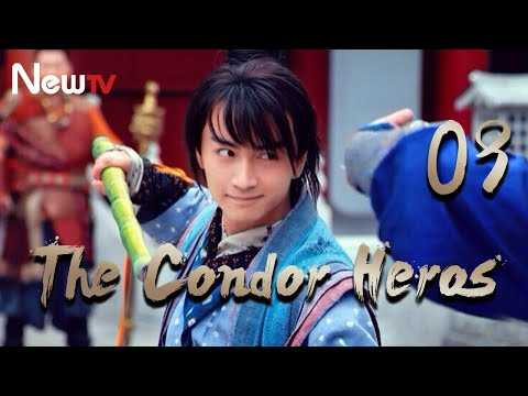 【Eng&Indo Sub】The Condor Heroes 09丨The Romance of the Condor Heroes (Version 2014)