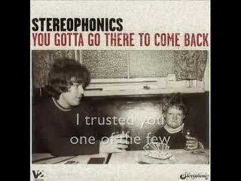 Rainbows And Pots Of Gold - Stereophonics