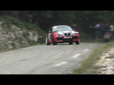 Rallye des Vins du Gard 2015 (Crash & Shooow) [HD]
