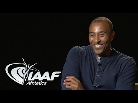 Legend of Athletics - Colin Jackson - Signature Edition