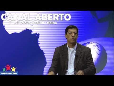 Prefeito Vadinho fala sobre as novas concessões de táxi do município