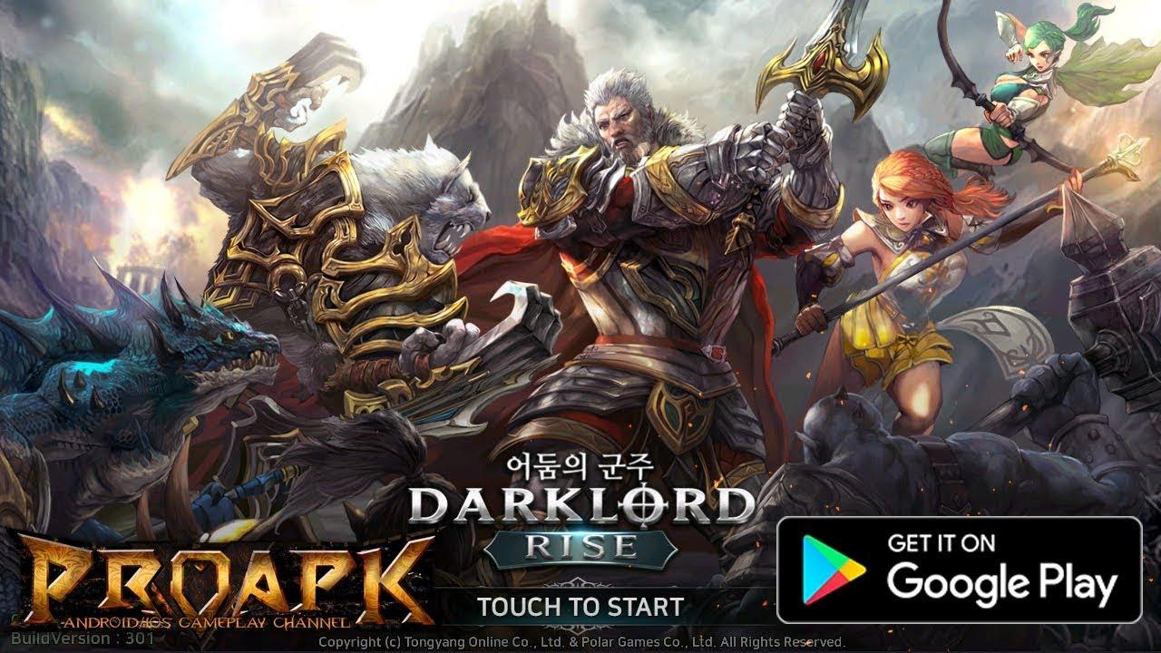 DarkLord Rise - 어둠의군주