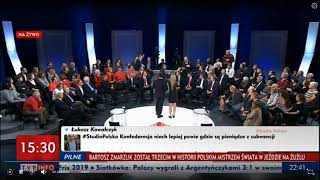 PiSowska funkcjonariuszka w akcji.