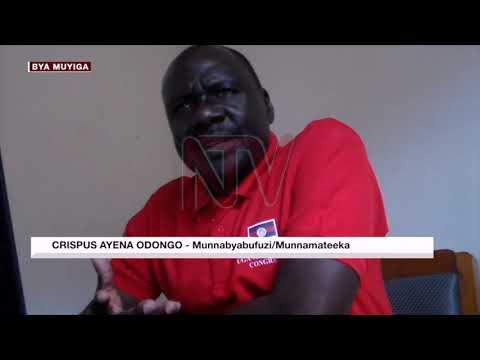 Abamanyi Gen. Mugisha Muntu bagamba nti agoberera nnyo amateeka