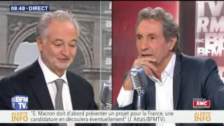 Video Jacques Attali face à Jean Jacques Bourdin en direct BFMTV 2016 10 17 08 59 MP3, 3GP, MP4, WEBM, AVI, FLV Mei 2017