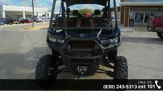 9. 2018 Can-Am® Defender Max Lone Star HD10  - Price Powers...