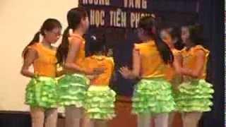 múa mái trường nơi em học bao điều hay