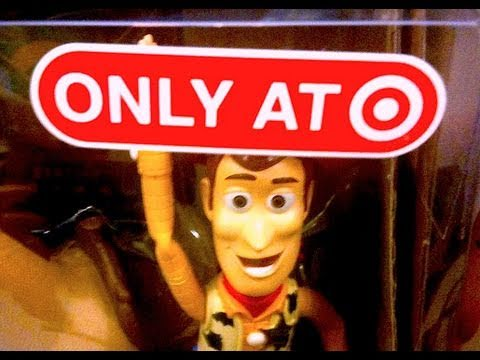 Toy Story 3 RARE Target EXCLUSIVES, Hot Toys for Christmas 2010 by Mike Mozart TheToyChannel