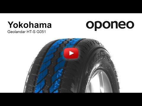 Tyre Yokohama GEOLANDAR H/T-S G051 ● Summer Tyres ● Oponeo™