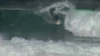 Kelly Slater at Laniakea