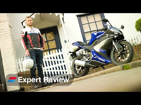 2014 Yamaha YZF-R125 bike review