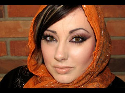How to do Arabic Makeup