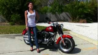 7. 2013 Harley-Davidson FLSTFB FatBoy Lo