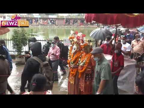 ऐतिहासिक नृसिंह जात्रा सम्पन्न (भिडियो)
