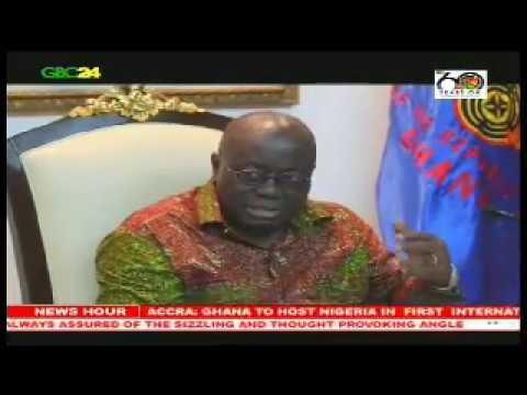 President Akufo-Addo backs Ghana's Fastest Man Initiative