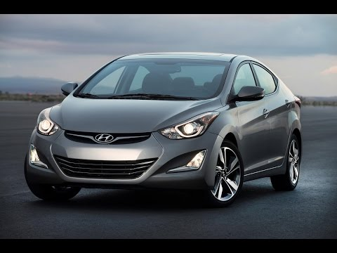 2015 Hyundai Elantra Limited Review — Bill Stout Scholfield Hyundai West