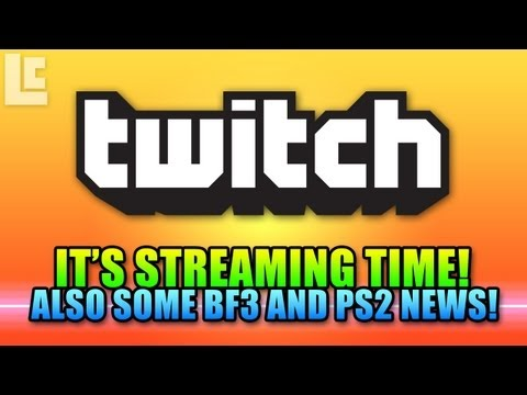 LevelCap Is Streaming + BF3 PS2 News (Planetside 2 – Battlefield 3 Gameplay/Commentary)
