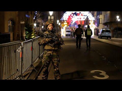 Πυροβολισμοί στο Στρασβούργο – Τουλάχιστον 3 νεκροί