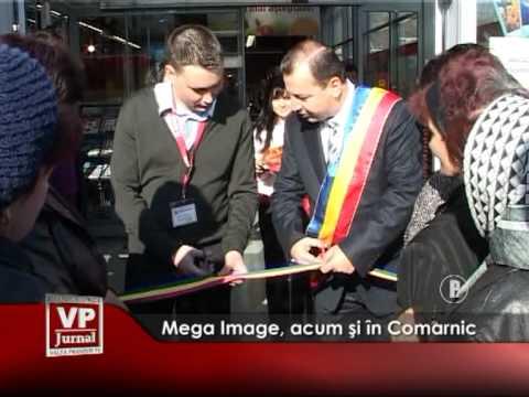 Mega Image, acum şi în Comarnic