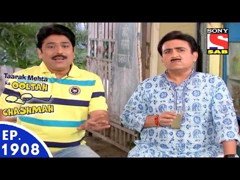 Taarak Mehta Ka Ooltah Chashmah - तारक मेहता - Episode 1908 - 5th April, 2016
