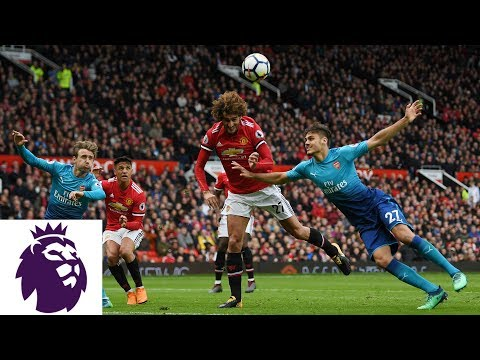 Man United V. Arsenal: A History Of The Rivalry I Premier League I NBC Sports