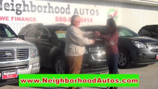 Buy Here Pay Here PreOwned Vehicles Neighborhood Autos 2015