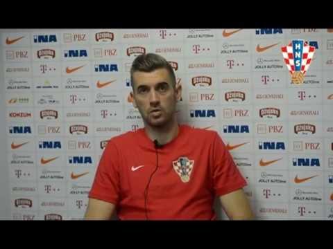 Intervju s reprezentativcem Stipom Pletikosom