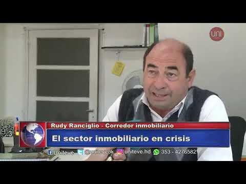 Informe especial    Crisis en  la construcción  la realidad del sector privado en Villa Maria