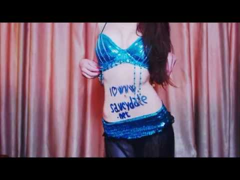 Amazing Alice's Saucy Belly Dance